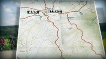 Parcours / Route - Liège-Bastogne-Liège 2017