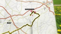 Parcours / Route - La Flèche Wallonne 2017