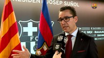 Declaraciones de Josep Vives sobre la acción de responsabilidad [ESP]