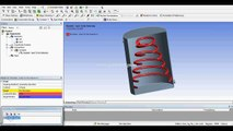 Simulation of Heat Exchanger Helical Type_ CFD Simulation using ANSYS Fluent