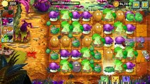 Plants vs Zombies 2 - Pinata Party 6/02 and 6/03/2016 (June 2nd + June 3rd) - Time Twister #8 and #9