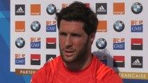Rugby - Tournoi des 6 Nations - Bleus : Machenaud «Un match charnière de ce tournoi»