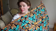 African Wax Print Fabric, But What For? - April Fabric & Pattern Haul - Vlog 1
