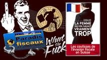 """Stéphanie GIBAUD est une """"donneuse"""" trés au 'parfum'...! Nôtre République est 'bananière'. Lire descriptif  (Hd 720)"""