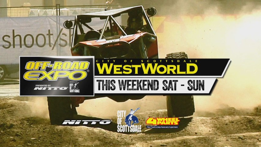 Scottsdale, AZ Off-Road Expo presented by Nitto Tire