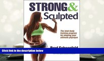 Best Ebook  Strong   Sculpted  For Full