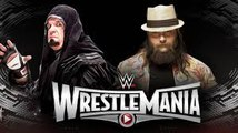 Wrestlemania 31 | Undertaker Entrance | Best Moments | Bray wyatt vs Undertaker