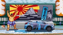 Ultra Street Fighter II :  The Final Challengers - Pub Toyota