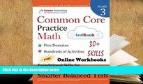 Popular Book  Common Core Practice - Grade 3 Math: Workbooks to Prepare for the PARCC or Smarter