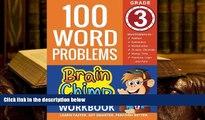 Popular Book  100 Word Problems : Grade 3 Math Workbook  For Full