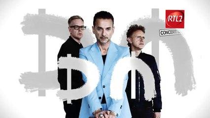 Depeche Mode en Concert Très Très Privé RTL2