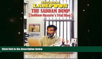 Audiobook  Saddam Dump, Saddam Hussein s Trial Blog (National Lampoon) Scott Rubin  FOR IPAD