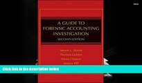 Audiobook  A Guide to Forensic Accounting Investigation Steven L. Skalak Full Book