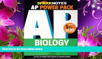 READ book AP Biology Power Pack (SparkNotes Test Prep) SparkNotes Editors For Kindle