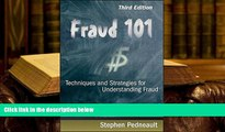 Best Ebook  Fraud 101: Techniques and Strategies for Understanding Fraud  For Kindle