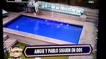 Despedida De Solteros: Cuando Se Quedó Angie y Pablo!!!