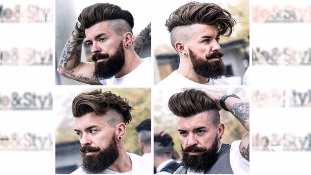 12 New Sexiest Hairstyles For Men 2017