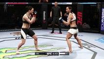 UFC 2 MMA HIGHLIGHTS 2017 ● Сара МакМанн vs Марион Рено ● Sara McMann vs Reneau