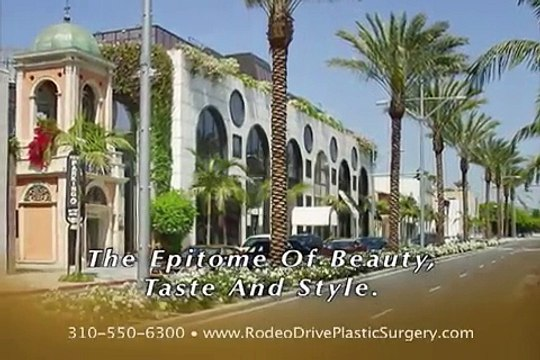 Rodeo Drive Plastic Surgery - cable TV advertising