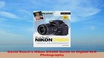 Full E-book David Busch s Nikon D5600 Guide to Digital Slr
