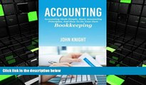 Best Ebook  Accounting: Accounting made simple, basic accounting principles, and how to do your