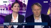 Projet d'attentat en France : 3 personnes arrêtées