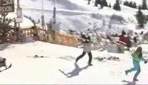 3 paires de ski volées ... la grosse grosse défaite ! Faites attention toujours toujours !