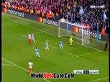 """""""مانشستر سيتى"""" يحول تأخره الى فوز بخماسيه امام موناكو بدورى الابطال"""