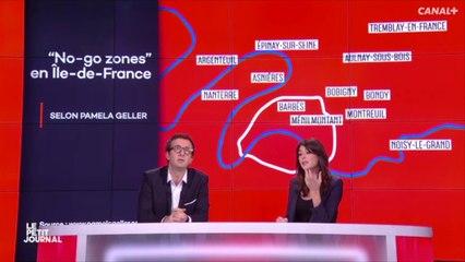 Le retour des no-go zones en France ? C'est ce qu'affirme une blogueuse américaine - Le Petit Journal du 21/02 - CANAL+