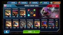 Mega 09 Still Alive!!!! Vip War Still On - Jurassic World The Game
