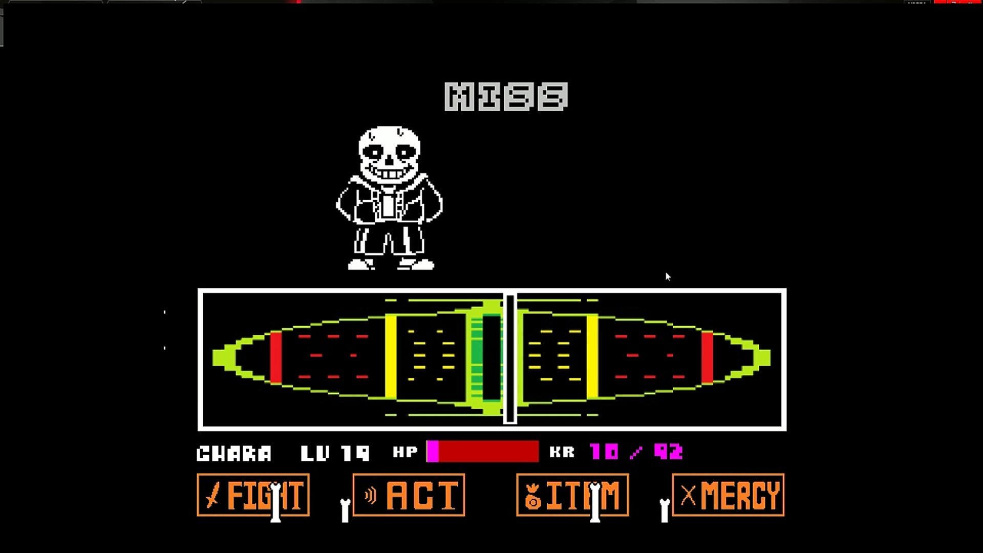 Undyne Boss Fight Simulator