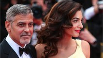 """How George Clooney Plans to Be """"Much More Responsible"""" After Welcoming Twins With Amal Clooney"""