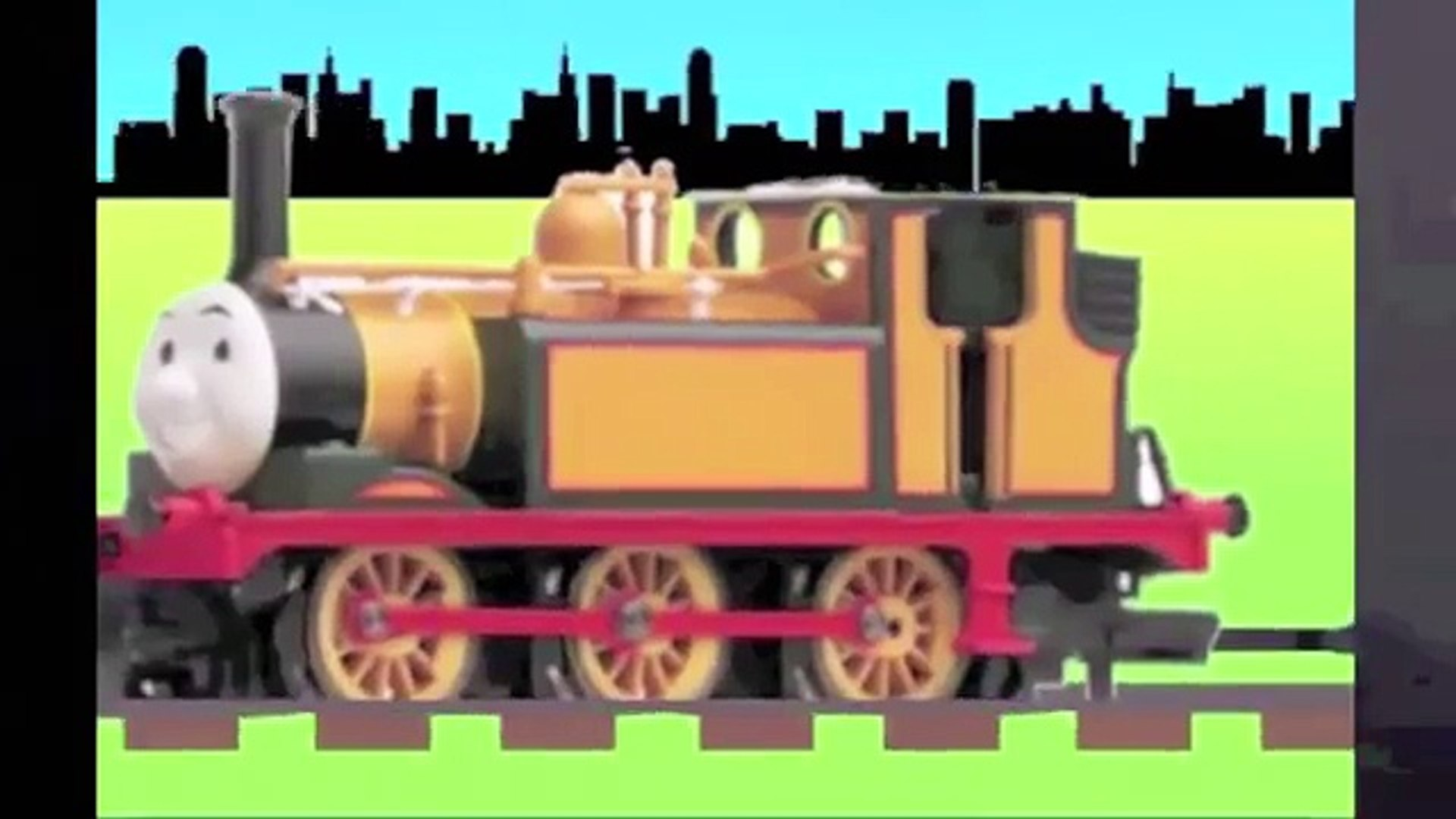 Learn Action Train 1 learning actions for kids