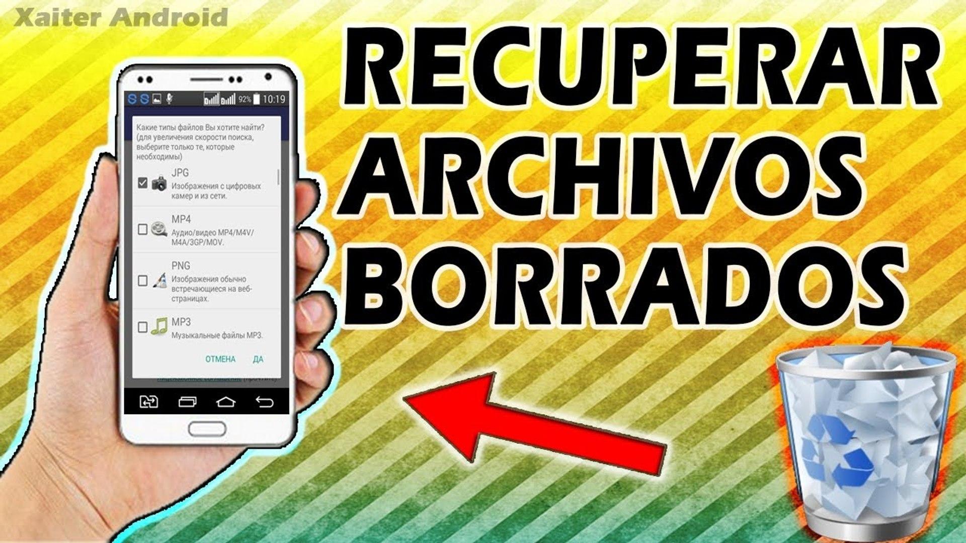 recuperar tus fotos,conversaciones de whastapp, contacto,audios, videos,