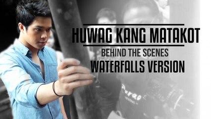 Elmo Magalona - Huwag Kang Matakot (Official BTS)