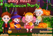 Halloween Party Games - Dora The Explorer Mickey Mouse Baby Hazel & Bubble Guppies Full ep
