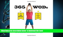 [PDF]  365 WODs: Burpees, Deadlifts, Snatches, Squats, Box Jumps, Situps, Kettlebell Swings,