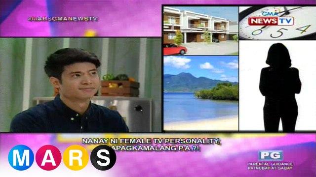 Mars Mashadow: Nanay ni female TV personality, napagkamalang PA!
