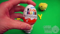 Kinder Surprise Surprise Egg Learn A Word! Spelling Words Starting With K ! Lesson 3