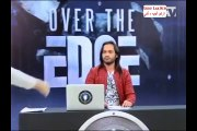 Asma Rajput Audition at Over The Edge with Waqar Zaka at HTV