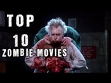 Top 10 Zombie Movies | Must Watch Zombie Films | Horror Videos | Dark Moon Horror