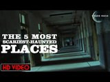 Top 5 Most Haunted Places On World/Earth | Creepiest Places | Scariest Places | Dark Moon |