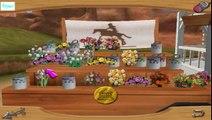 Барби на русском Приключения на ранчо ИГРА для детей, для девушек Прохождение new года Се