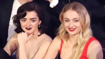 'Game of Thrones' Star Maisie Williams Wishes BFF Sophie Turner Happy Birthday With Throwback Pic!