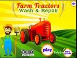 Сельскохозяйственный трактор помыть и ремонт Поможем Clean Трактор Трактор очистить и отремонтировать