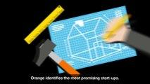 Orange and Start-ups