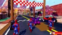Jogo Do Homem Aranha, ENGRAÇADO HULK, Mickey Mouse e homem aranha de DCTV