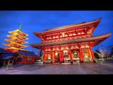 Japanese Instrumental Music - Relaxing Japanese Music - Japanese Dream