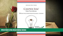 Popular Book  Casper Sim for the Mind: 24 High-Yield Word-Based Scenarios + Answers (Advisor