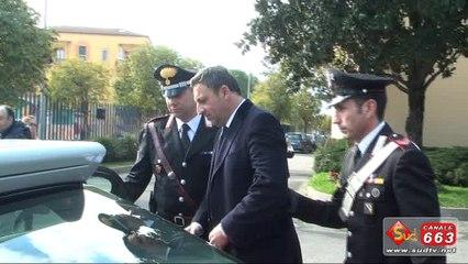 BLITZ AL CLAN PECORARO-RENNA IN MANETTE ANCHE UN CONSIGLIERE DI PONTECAGNANO
